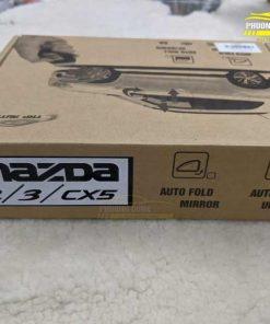 Bộ gập gương lên kính Mazda 2 , 3 , 5, 6 chính hãng