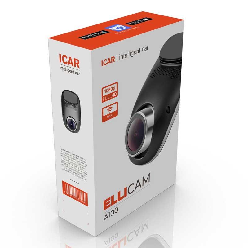 Camera hành trình Icar Elli A100