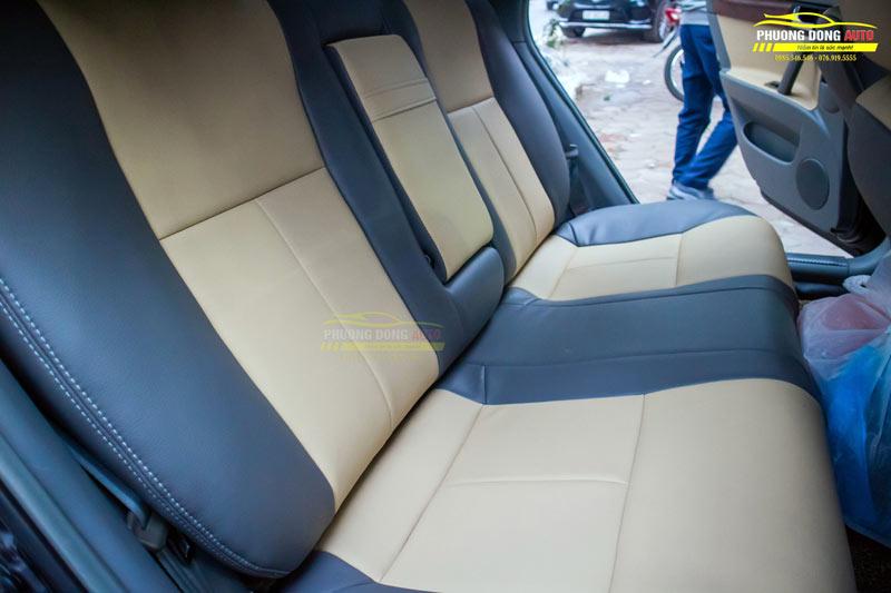 Bọc ghế da ô tô tại Hà Nội