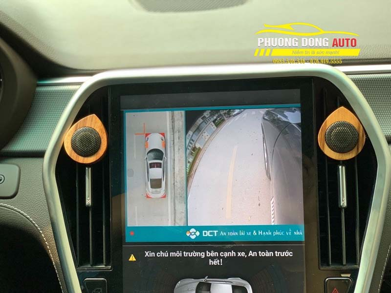 Camera 360 Vinfast Lux SA 2.0 | Xe Xịn Cam Chất