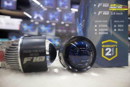 Đèn Bi gầm Led X-light F10