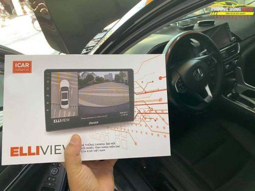 Camera 360 Độ ElliView V5   Thế Hệ Cam 360 Mới