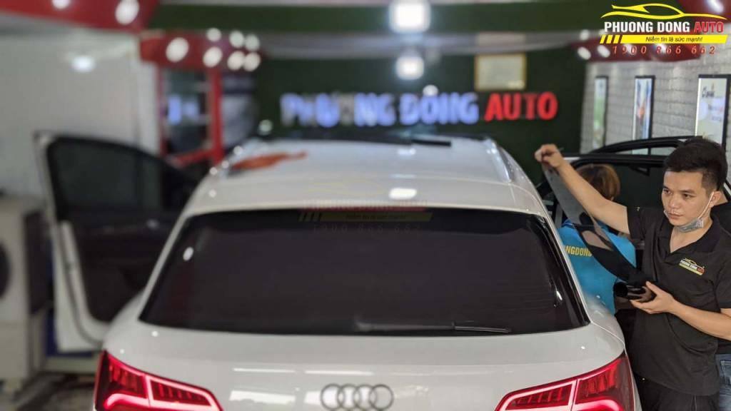 Dán phim cách nhiệt Audi Q5 chính hãng Classis