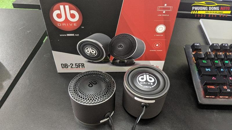 Loa treble DB 2.5 FR | Loa Full range DB 2.5 FR
