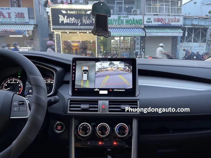 Camera 360 DCT Xpander AT 2021 | An toàn tuyệt đối