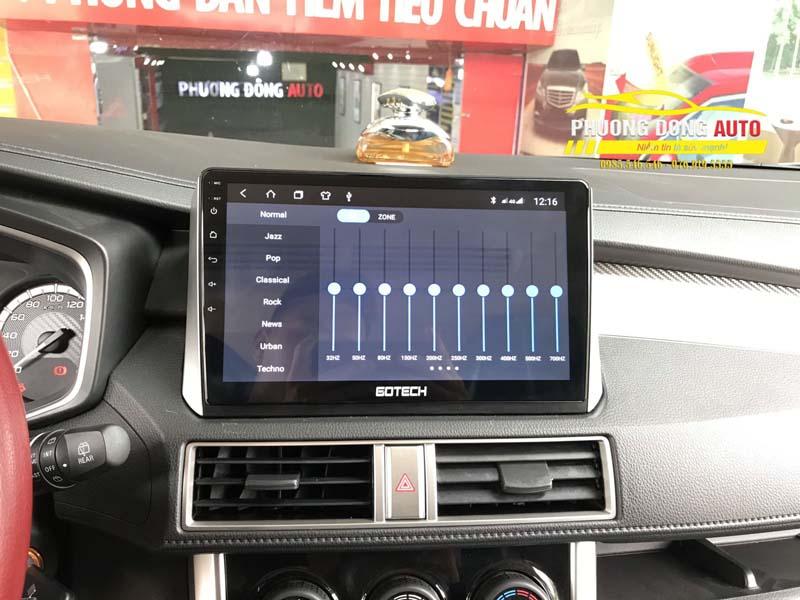 Màn hình Android Mitsubishi Xpander chính hãng