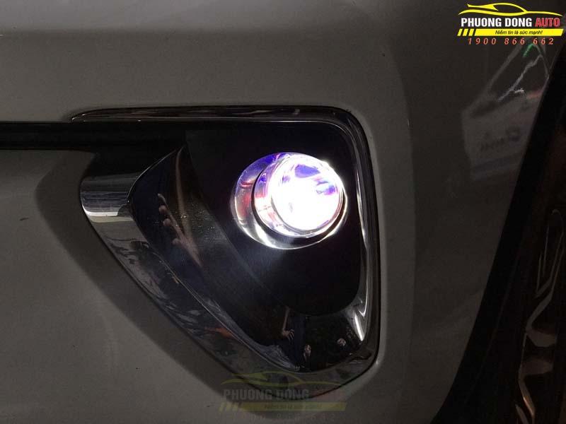 Độ đèn Toyota Fortuner Với X-Light V30 Ultra & Xlight F10