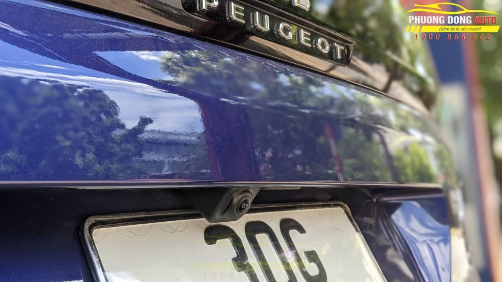 Camera 360 độ PEUGEOT 3008 chính hãng nét nhất