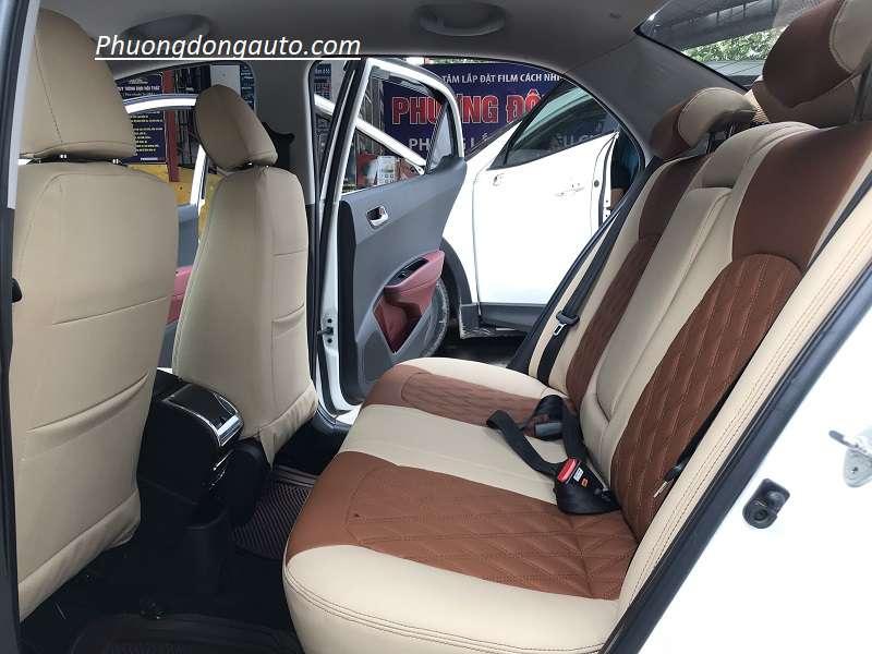 Bọc ghế da hyundai I10 | Giá rẻ