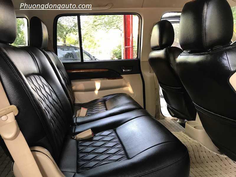 Bọc ghế da Ford Everest | Siêu rẻ