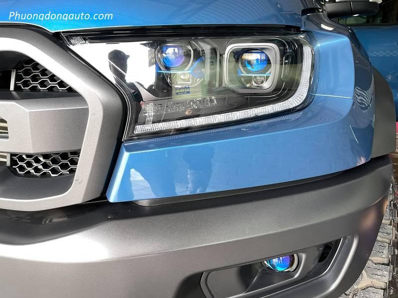 Độ đèn pha ô tô | Nâng cấp đèn ô tô số 1 Hà Nội