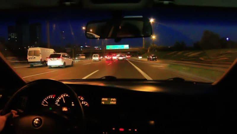 Kinh nghiệm lái xe ban đêm ?