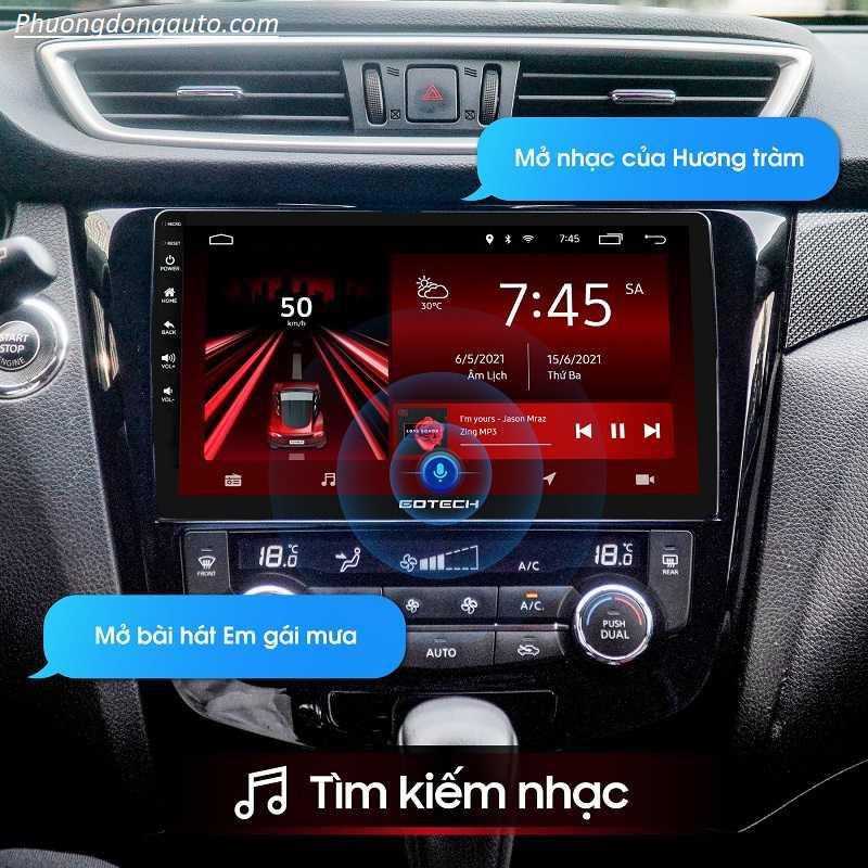 Nên lắp màn hình android ô tô nào ?