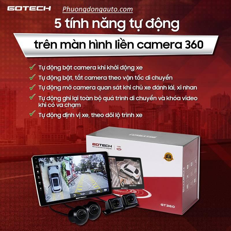 man hinh lien camera 360 gotech gt360