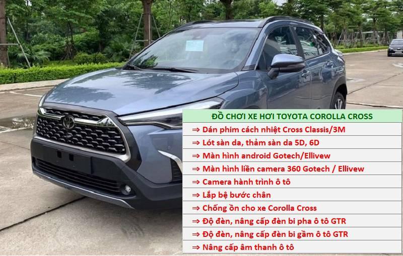 Đồ chơi xe hơi Toyota Corolla Cross