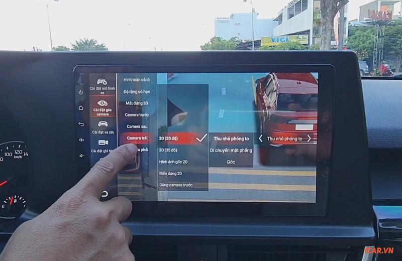 Hướng dẫn sử dụng màn hình Elliview S4